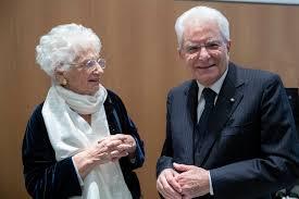 Liliana Segre compie 90 anni, la telefonata di Mattarella - DIRE.it